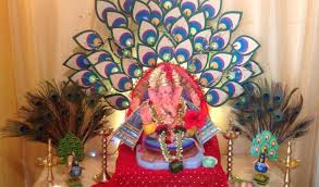 why decoration themes for ganesh festival at home had been