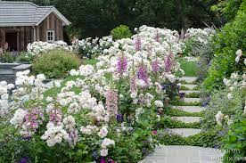 how to create a romantic english garden