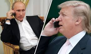 Image result for Putin/trump