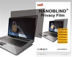 2 inch notebooks 2 way nanoblind privacy filter for 12 1 inch notebooks w 9 11 16