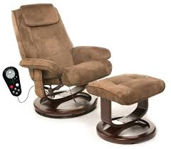 massage chair and footstool. full image for cozy massage reclining chair with heat relaxzen 60 078011 136 restwell napoli black and footstool