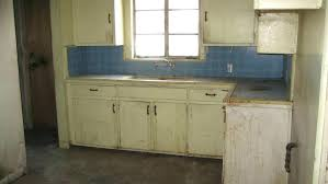 1940s metal kitchen cabinets 1940 cabinet old worn out dirty phoenix home house real estate full