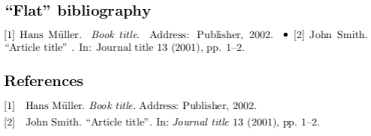 Bibliography Format For Books Inline Bibliography Avoiding The List Format Tex Latex