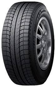 Автомобильная <b>шина MICHELIN Latitude X-Ice</b> 2 зимняя — купить ...