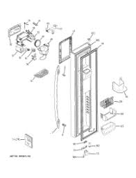 wiring diagram for ge refrigerator wiring diagram and schematic ge refrigerator wiring diagram ice maker