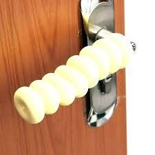 door knobs on door. Brilliant Door Child Proof Door Knob Covers Handle  Rubber  In Knobs On