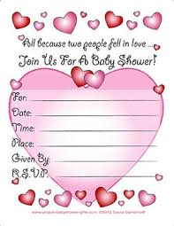 Free Templates For Invitations Printable Free Printable Heart Invitations Download Them Or Print