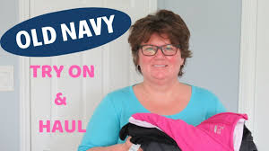 OLD NAVY CANADA TRY ON HAUL <b>FALL 2018</b> | Affordable ...