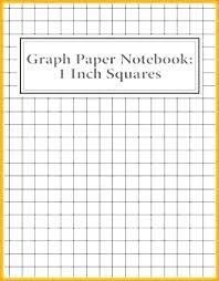 Graph Paper 1 Inch Natthanonn Co