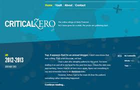 Layouts Blue 40 Well Designed Blue Website Layouts Spyrestudios