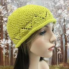 Knitted Chemo Hat Patterns Awesome Decorating Design