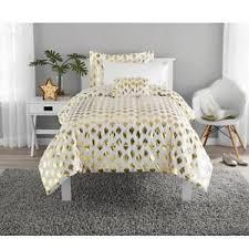 twin xl bedding.  Bedding Image Is Loading MetallicGoldWhiteIkatDotComforterandSheet For Twin Xl Bedding