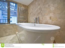 Tiled Walls luxury bathroom with stone tiled walls stock photography image 2078 by xevi.us