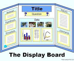 Template For Science Fair Project Science Fair Project Proposal Beautiful Science Fair Board Template