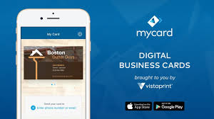 Mycard Your Business Cards Just Learned How To Text Youtube