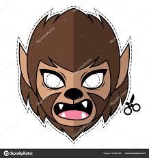 Cartoon Designs Cartoon Character Mask Designs Cartoon Monster Character