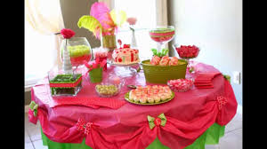 birthday party table decoration ideas at best home design 2018 tips