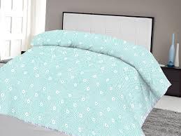 Lali Prints Blue Luxury Designer 100% Cotton quilt A.C Blanket ... & Lali Prints Blue Luxury Designer 100% Cotton quilt A.C Blanket Single Bed  Size Dohar Adamdwight.com