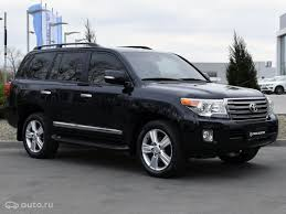 Купить Toyota Land Cruiser 200 Series Рестайлинг 1 с пробегом в ...