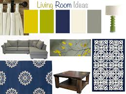 Navy Blue Living Room Decor Motivation Monday Seahawks Blue Green Living Room Stylyze