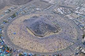 صور جبل عرفات - صور دينية31 - الموقع الرسمي لشبكة السبر