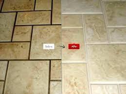 floor tile sealant bathroom grout sealing revitalizes