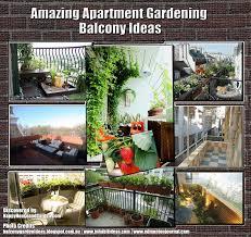 Balcony Kitchen Garden Small Apartment Balcony Garden Ideas Balcony Garden Design Ideas