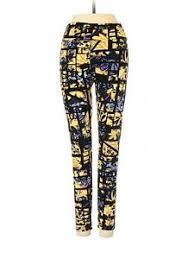 Ebay Pants Size Chart Details About Lularoe Women Black Cargo Pants One Size