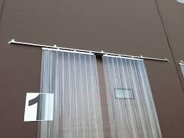 Sliding Strip Door Kits Strip Curtains Com