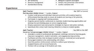 Resume Template Google Resume Template Google Resume Format