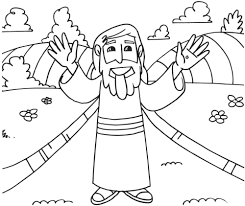 Easter Story Coloring Pages For Preschoolers Kids Christian Easter