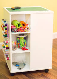 Sewing Room Storage Cabinets Storage Cube Crafting Design And Construction