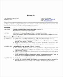 Software Engineer Resume Format Lezincdc Com