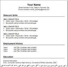 Making A Resume Adorable Format In Making Resume Template Make A Free How To For