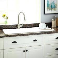 white kitchen sink white drop in kitchen sink or double bowl drop in granite composite sink with drain board white drop in kitchen sink home depot white