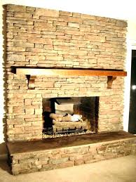 rustic mantel shelf reclaimed wood ideas install stone fireplace for art antique oak