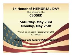 office will be closed sign template 25 images of memorial day office closed template word geldfritz net