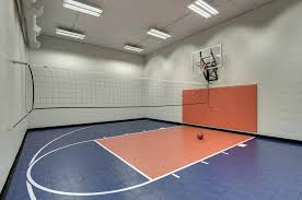 basketball court rug indoor home basketball court gym transitional with volleyball net rectangular area rugs sport