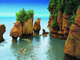 In Bay Of Fundy The Tides They Are A Changin Sfgate