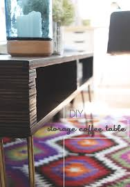 15 creative diy coffee table ideas you