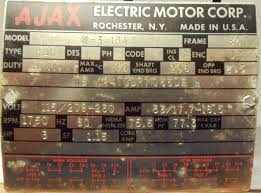 photo index ajax electric motor corp m 3 184t drip proof Ajax Electric Motor Wiring Diagram comments nameplate source my nikon coolpix ajax electric motor m-5-184t wiring diagram