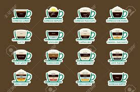 When you need a little extra motivation, you look for some different recipe. Hot Coffee Drinks With Recipes Icons Set Vector And Illustration Royalty Free Cliparts Vectors And Stock Illustration Image 59728965