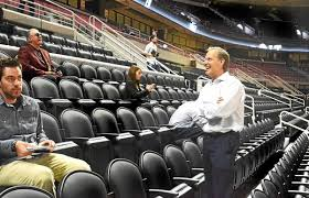 Palace Of Auburn Hills Mi Seating Chart Palace Of Auburn Hills Executives Reveal Latest Makeover