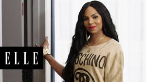 you won t believe what ashanti bought with her first big check first thing with elle