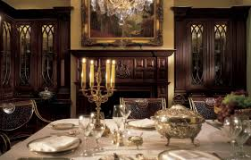 Fitted Dining Room Furniture Tradition Interiors Of Nottingham Luxury Dining Room Furniture