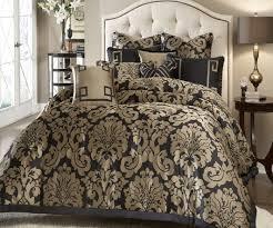 bedding set 8 pieces luxury comforter set black n white amazing luxury black bedding 8