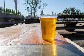 inside the waterfront beer garden that s williamsburg s best kept secret
