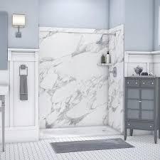 prefab quartz shower wall panel