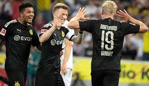 Februar 1948 durch zusammenschluss der beiden fußballvereine kölner bc 01 und spvgg sülz 07 gegründet. Bundesliga 1 Fc Koln Gegen Borussia Dortmund In Der Einzelkritik Seite 1
