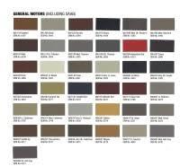 Fine Coat Paint Color Chart 9 Best Images Of Cardinal Powder Color Chart Ral